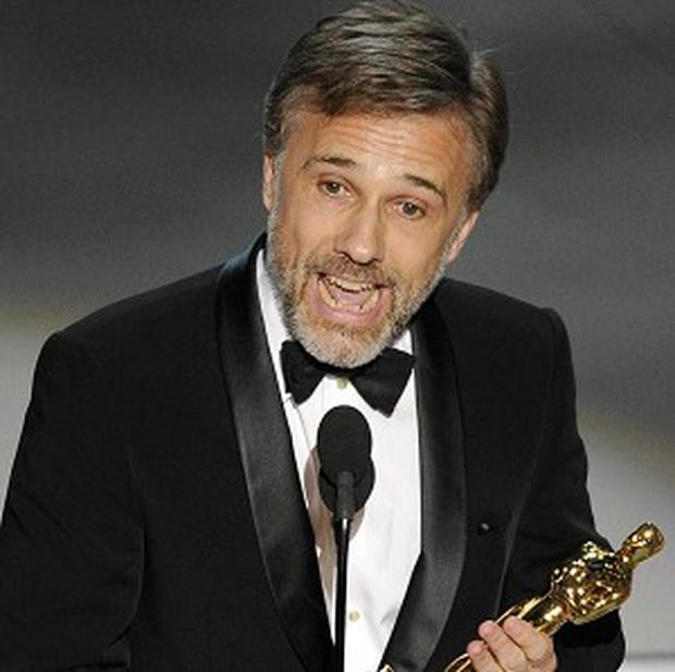 Christoph Waltz picked up an Oscar for Inglourious Basterds