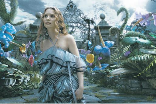 TV makers hope to capitalise onmovies such as 'Avatar' and 'Alice in Wonderland with a surge in 3D television set sales