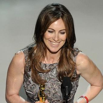 Kathryn Bigelow was named Best Director at the Oscars