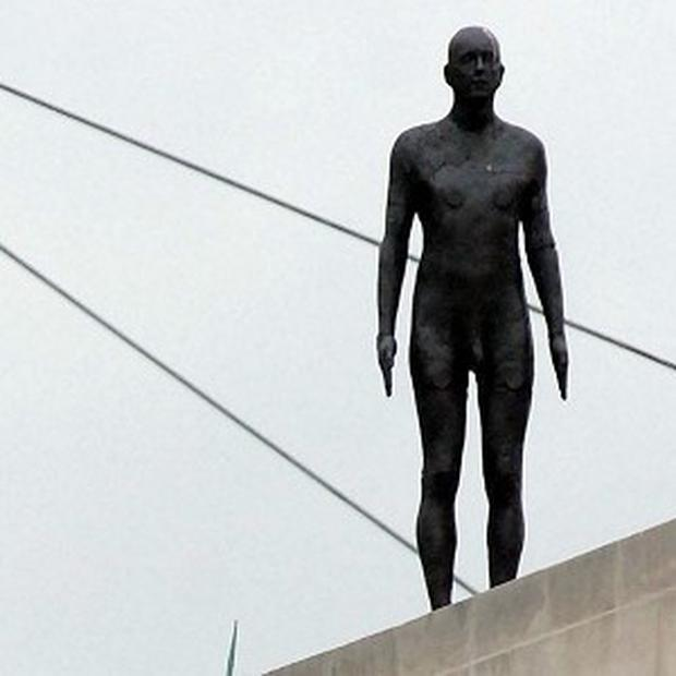 Anthony Gormley's Event Horizon installation is going to New York