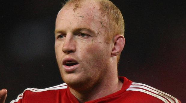 Martyn Williams has called for patience when Wales face ireland Photo: Getty Images