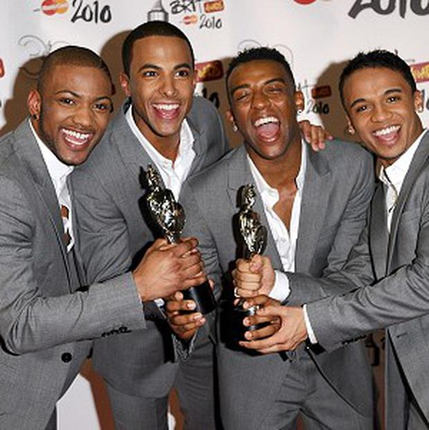 JLS could launch their own range of condoms