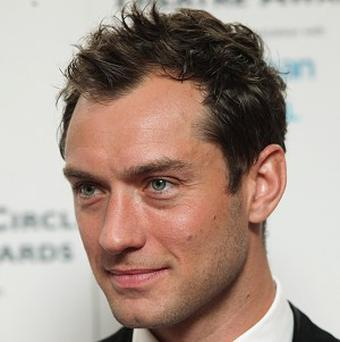 Jude Law will appear in a Sherlock Holmes sequel