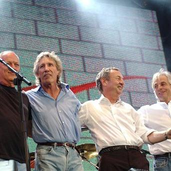Pink Floyd have launched legal action against EMI