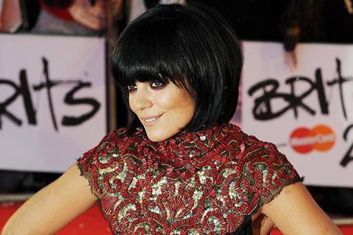MySpace in its heyday provided artists such as Lily Allen, with a platform to make their name on. Photo: Getty Images