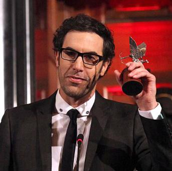 Sacha Baron Cohen tipped for Men In Black 3