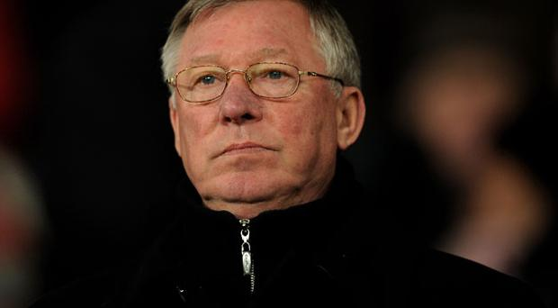 Alex Ferguson has challenged Wayne Rooney to eclipse Cristiano Ronaldo's 42-goal return in the 2007-08 campaign Photo: Getty Images