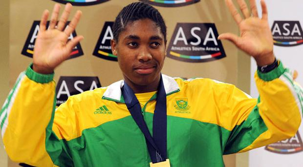 Caster Semenya's future in athletics remains in doubt after it was revealed no further progress had been been made in ascertaining her gender status. Photo: Getty Images