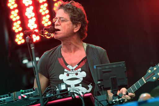 LOVE/HATE: Lou Reed is set to divide critics once again. Photo: Getty Images