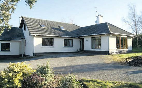 Price: €790,000, Where: Golf Links Road, Hacketstown, Rush, Co Dublin, Details: Six/seven-bedroom detached bungalow