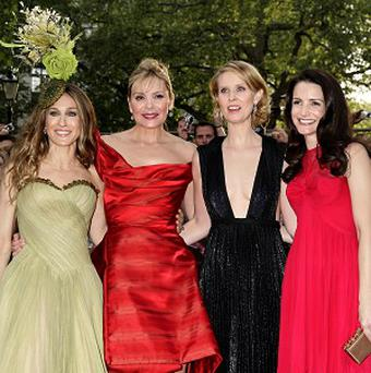 The Sex And The City ladies will be honoured at ShoWest