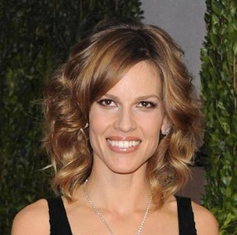 Hilary Swank was inspired by the single mum she plays in the film