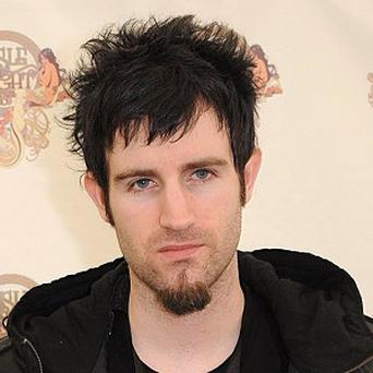 Rob Swire said Pendulum's new single is a 'musical beverage'