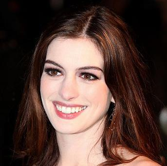 Anne Hathaway looks set to star in One Day