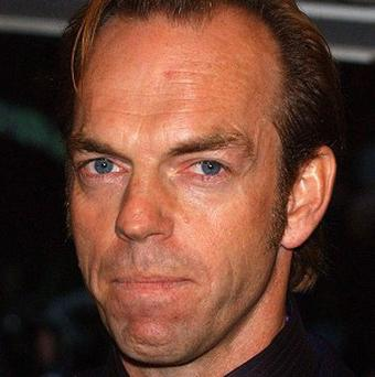 Hugo Weaving will star4 in Black 47