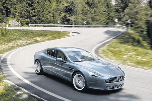 The Aston Martin Rapide is an exhilarating, electrifying machine and is utterly compelling to drive
