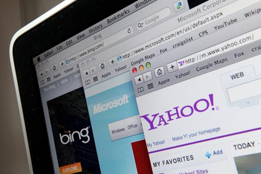 Microsoft bought their domain name in 1991 Photo: Getty Images