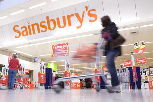 Sainsbury's: 'new award timetable' Photo: Bloomberg News