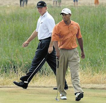 The return to form of Ernie Els and possible comeback from Tiger Woods could make for an exciting US Masters