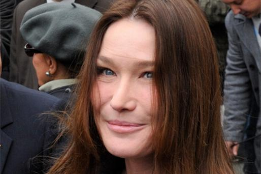 France's First Lady Carla Bruni, like every woman, is under growing pressure to remain looking young for even longer