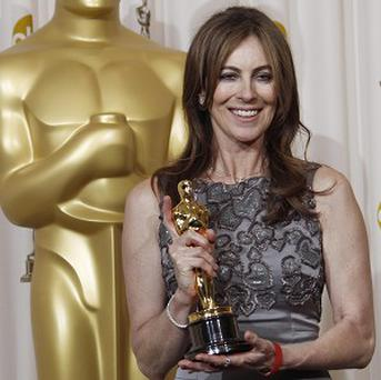 Kathryn Bigelow's film is top of the Official DVD charts