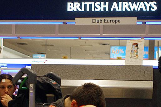 British Airways' cabin crew are due to strike this weekend. Photo: Getty Images