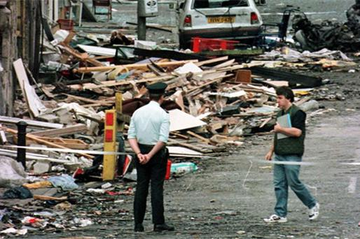 The police admit the chances of convictions over the Omagh bombing are diminishing over time