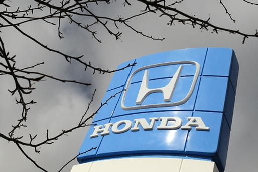Honda is to recall more than 410,000 vehicles in the US. Photo: Getty Images