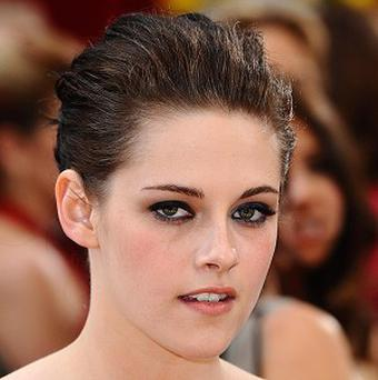 Kristen Stewart says she isn't a rock star in real life