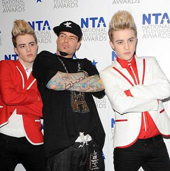 Jedward's first single with Vanilla Ice failed to get to No 1