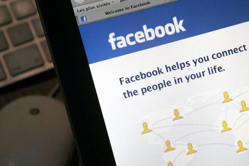 Social networking site Facebook Photo: Getty Images