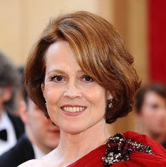 Sigourney Weaver will play a sexy vampire queen
