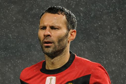 Ryan Giggs to return from five weeks on sidelines Photo: Getty Images