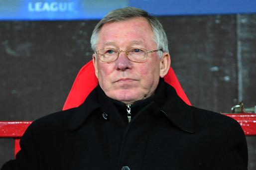 Alex Ferguson sympathises with Rafael Benitez. Photo: Getty Images