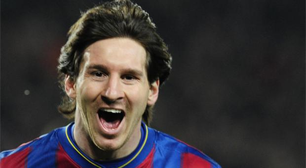 Lionel Messi's five goals in two games means everybody wants to avoid Barca