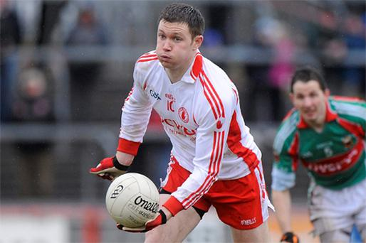 Enda McGinley will resume playing with Tyrone once his concerns over form and fitness are behind him