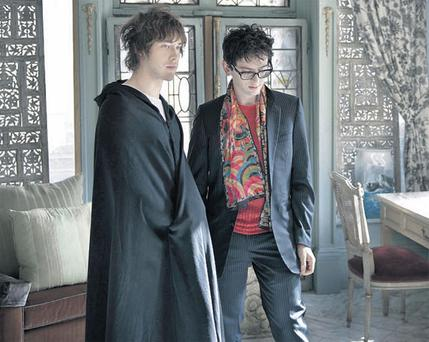 MGMT rocked the music world witht heir space-age sounds,but now compare that music to their 16-year-oldselves.