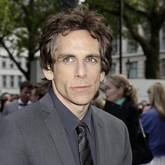 Ben Stiller relishes playing vain model Derek Zoolander