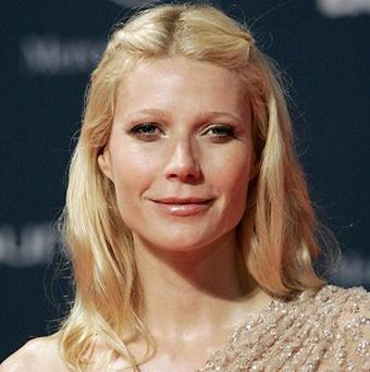 Gwyneth Paltrow took a break from healthy eating to devour fried chicken