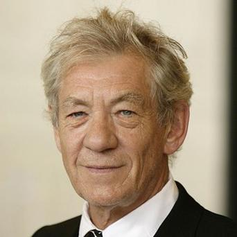Sir Ian McKellen has told fans when The Hobbit will begin filming