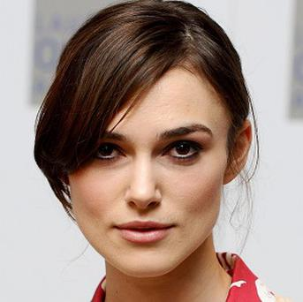 The film adaptation of Atonement starred Keira Knightley