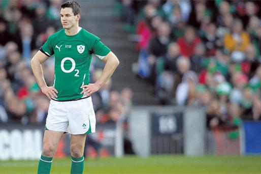 Jonathan Sexton is good enough for this level, and in time the goal-kicking trough he has fallen into will be behind him