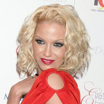 Sarah Harding is apparently going solo