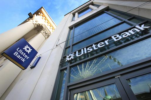 Ulster Bank: staff contracts row. Photo: Getty Images