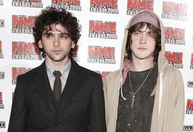 MGMT's Andrew VanWyngarden and Ben Goldwasser. Photo: Getty Images