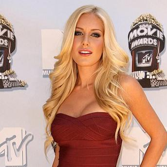Heidi Montag will star as a woman obsessed with plastic surgery