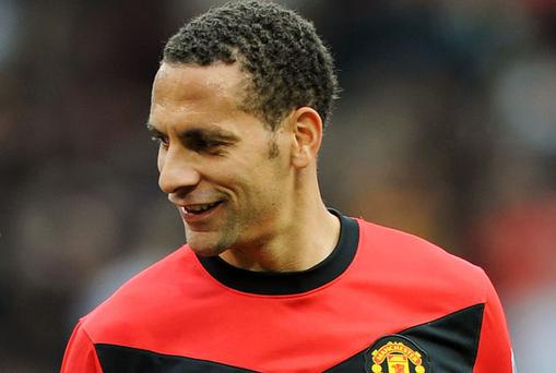 'This is probably the best title run-in for years' said Rio Ferdinand