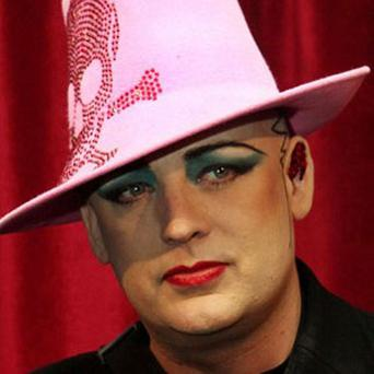 Boy George hasn't ruled out another Culture Club reunion.