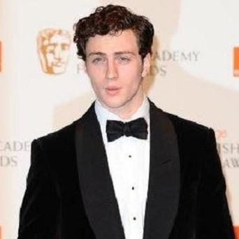 Aaron Johnson will grace the premiere of Kick-Ass