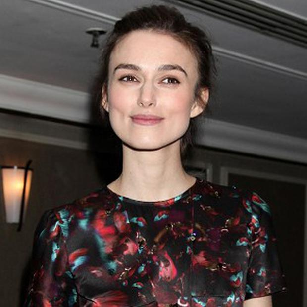 Keira Knightley says three Pirates films was enough for her